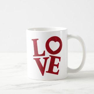 LOVE Letters - mug