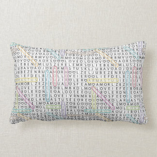 Throw Pillows With Letters On Them : Letter Writing Pillows - Decorative & Throw Pillows Zazzle