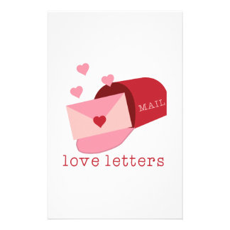 Love Letters Stationery