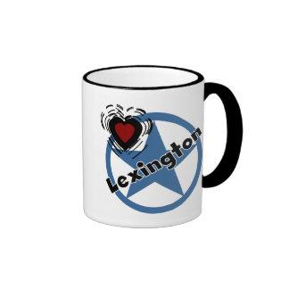 Love Lexington Mugs