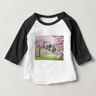 Love Life Baby T-Shirt