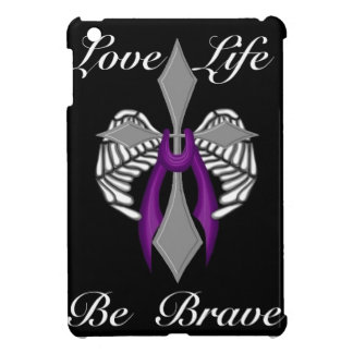 Love Life, Be Brave Case For The iPad Mini