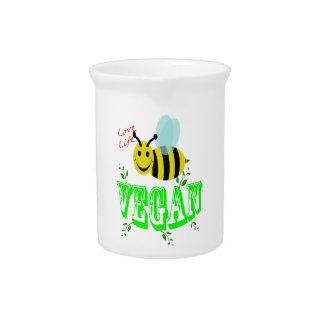 love life bee vegan drink pitchers