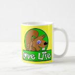 Love Life Coffee Mugs