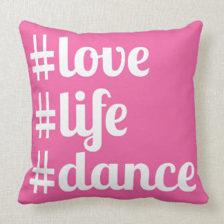 Love Life Throw Pillow : Quote Pillows - Decorative & Throw Pillows Zazzle
