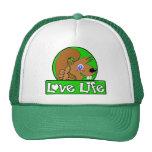 Love Life Mesh Hats