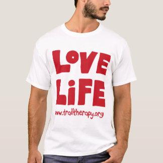 Love Life Microfiber Wicking T-Shirt