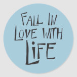Love Life Motivational Attitude Stickers