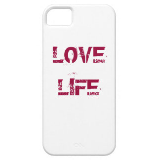 LOVE LIFE Phone Cover! iPhone SE/5/5s Case