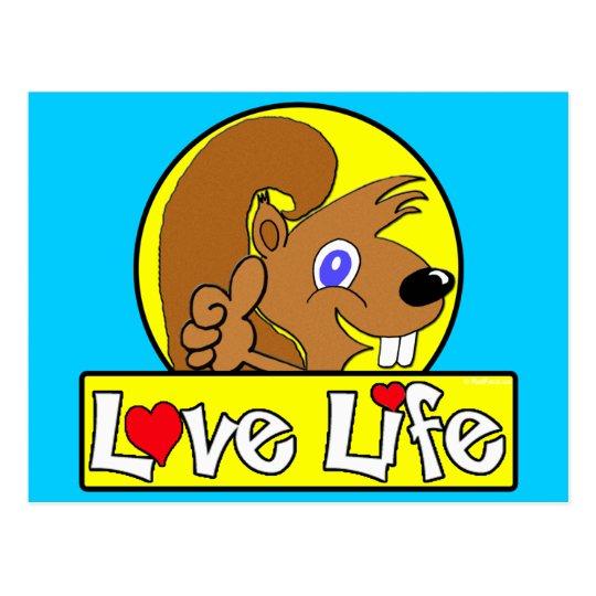 (Love Life Postcard