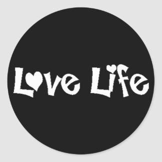 Love Life Stickers