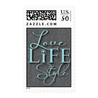 Love Life Style Postage