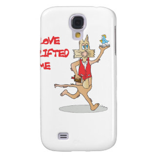 Love Lifted Me Galaxy S4 Cases