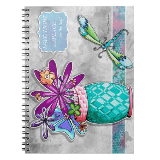 Love Light and Peace for the Soul Notebook