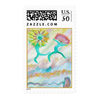 LOVE LIGHT OF COMPASSION POSTAGE