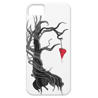 Love, like a tree iPhone 5 cover