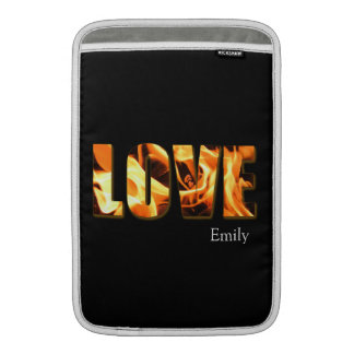 Love Like Fire 11' Macbook Air Sleeve