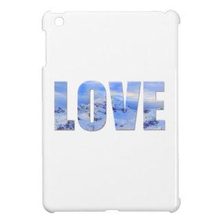 Love Like Snow Hard shell iPad Mini Case