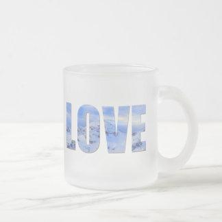 Love like Snow Mug
