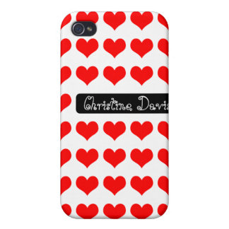 Love like there's no tomorrow iPhone 4 case