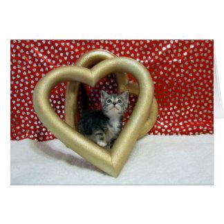 Love Lilo Valentine's Greeting Card