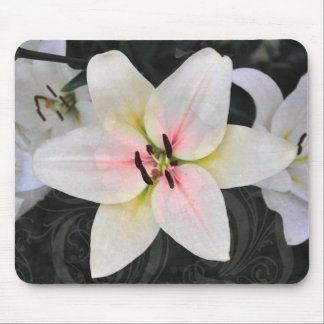 Love Lily Mouse Pad