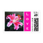 Love Lily Postage