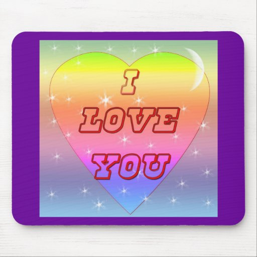 Love Line Mouse Pads