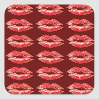 Love Lips Stickers