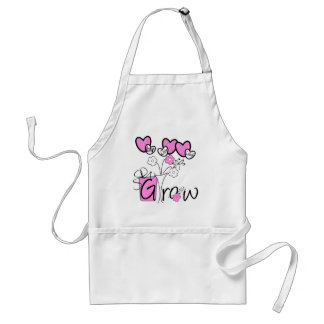Love Live Laugh Grow Adult Apron