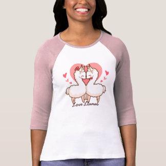 Love Llamas Shirt