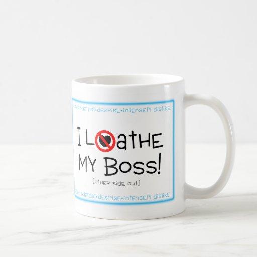 Love/Loathe Relationship Coffee Mug