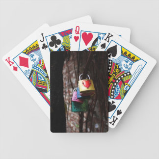 Love Locked Deck Of Cards