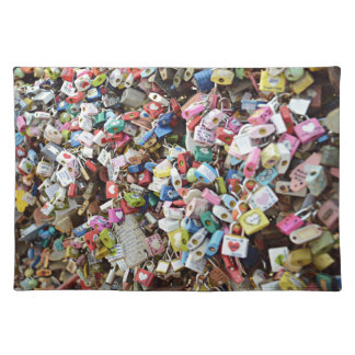 Love Locks Placemat