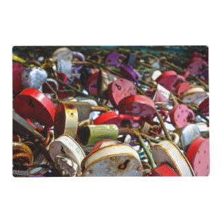 Love Locks, Placemats