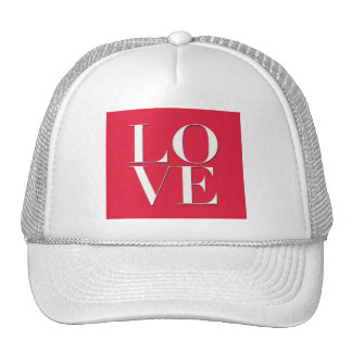 Love Logo Trucker Hat