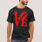 love_longboard_red T-Shirt