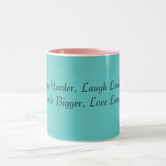 Love Longer Mug