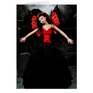Love Lost Fairy Card