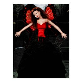 Love Lost Fairy Postcard