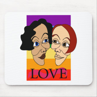 Love (Louisa & Suzanne) Mouse Pad