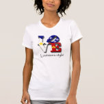 Love Louisiana Style Shirt