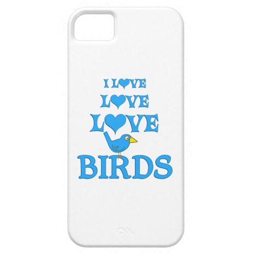 Love Love Birds iPhone 5 Cover
