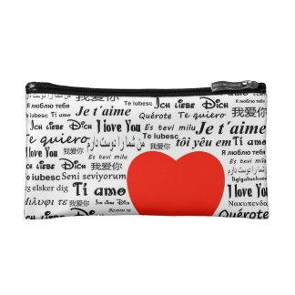 Love Love Cosmetic Bags