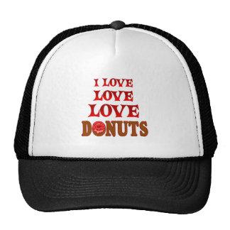 Love Love Donuts Trucker Hat