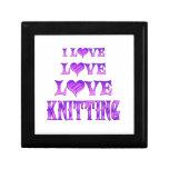 Love Love Knitting Gift Boxes