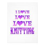 Love Love Knitting Invitations