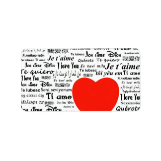 Love Love Labels