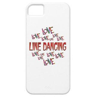 Love Love Line Dancing iPhone SE/5/5s Case