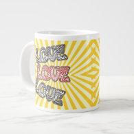 Love Love Love Jumbo Mug